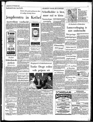 Rotterdamsch Parool / De Schiedammer 1963-10-30