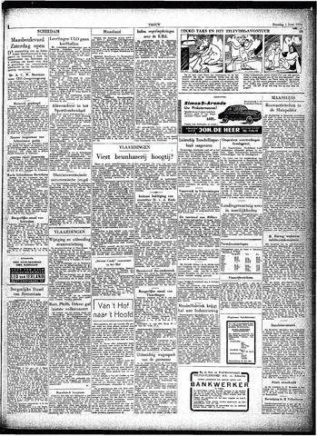 Trouw / De Rotterdammer 1954-06-01