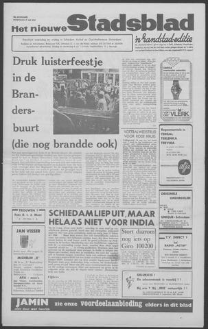 Het Nieuwe Stadsblad 1967-05-17