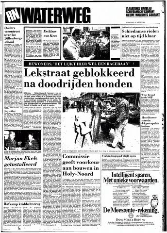 Rotterdamsch Nieuwsblad / Schiedamsche Courant / Rotterdams Dagblad / Waterweg / Algemeen Dagblad 1983-03-16