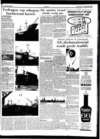 Trouw / De Rotterdammer 1962-02-07