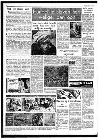 Rotterdamsch Parool / De Schiedammer 1957-03-29