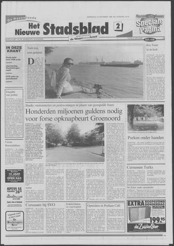 Het Nieuwe Stadsblad 1998-09-24
