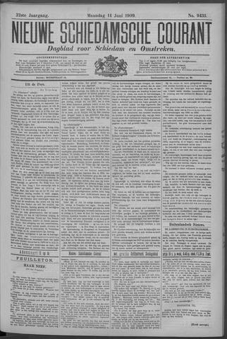 Nieuwe Schiedamsche Courant 1909-06-14