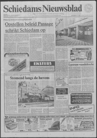 Schiedams Nieuwsblad 1982-04-15