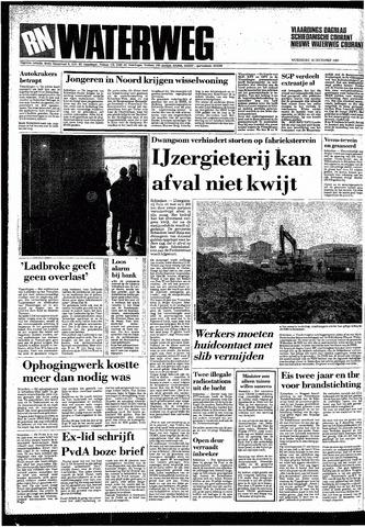 Rotterdamsch Nieuwsblad / Schiedamsche Courant / Rotterdams Dagblad / Waterweg / Algemeen Dagblad 1987-12-16