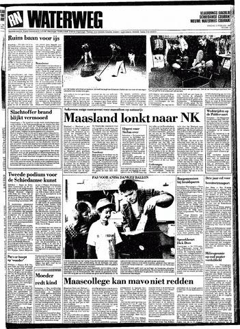 Rotterdamsch Nieuwsblad / Schiedamsche Courant / Rotterdams Dagblad / Waterweg / Algemeen Dagblad 1991-02-05