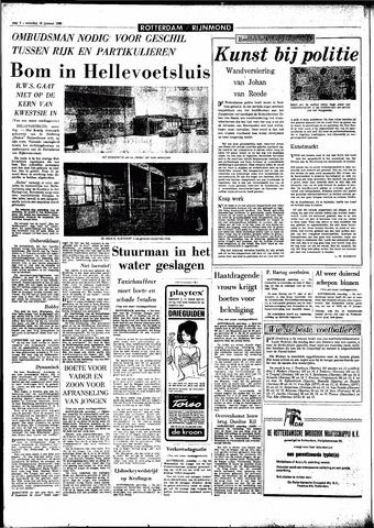 Rotterdamsch Parool / De Schiedammer 1966-01-15