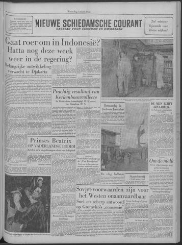 Nieuwe Schiedamsche Courant 1958-03-05