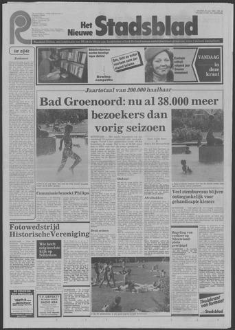 Het Nieuwe Stadsblad 1982-07-23