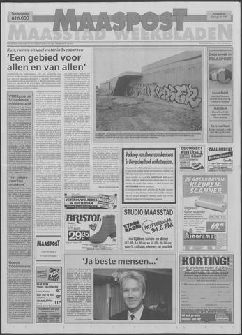 Maaspost / Maasstad / Maasstad Pers 1999-01-13