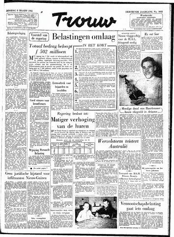 Trouw / De Rotterdammer 1955-03-08
