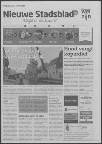 Het Nieuwe Stadsblad 2016-11-23
