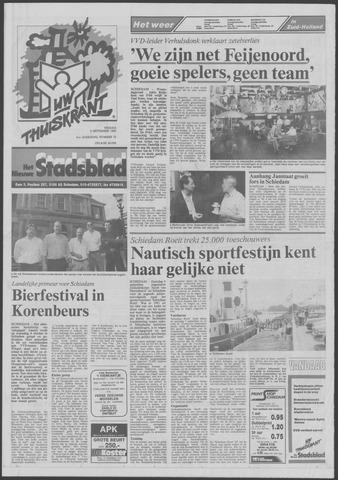 Het Nieuwe Stadsblad 1989-09-08