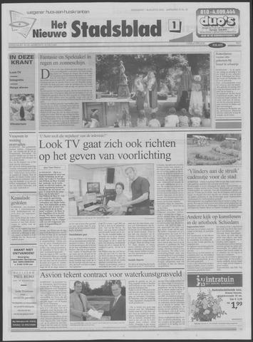 Het Nieuwe Stadsblad 2002-08-07