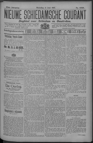 Nieuwe Schiedamsche Courant 1917-06-11