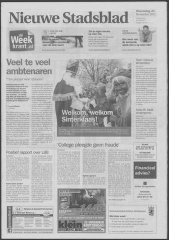 Het Nieuwe Stadsblad 2012-11-21