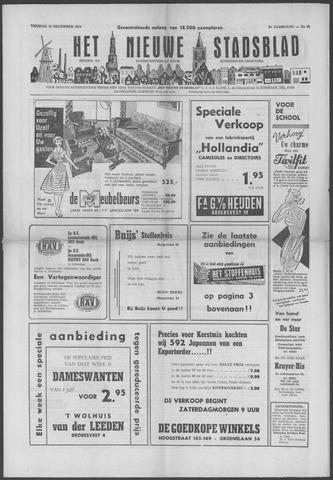 Het Nieuwe Stadsblad 1954-12-10