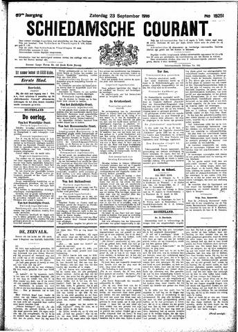 Schiedamsche Courant 1916-09-23