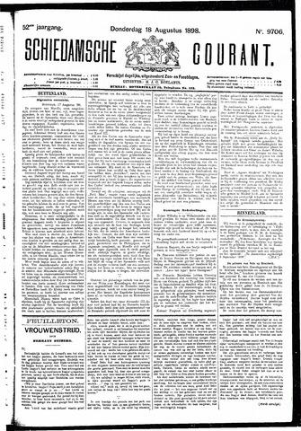 Schiedamsche Courant 1898-08-18