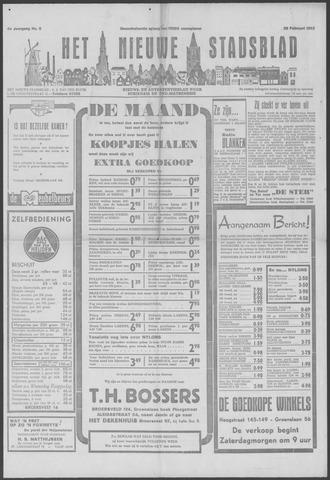Het Nieuwe Stadsblad 1952-02-29