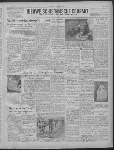 Nieuwe Schiedamsche Courant 1949-01-13