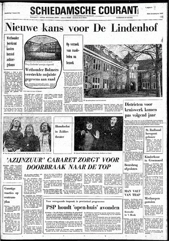 Rotterdamsch Nieuwsblad / Schiedamsche Courant / Rotterdams Dagblad / Waterweg / Algemeen Dagblad 1974-03-07