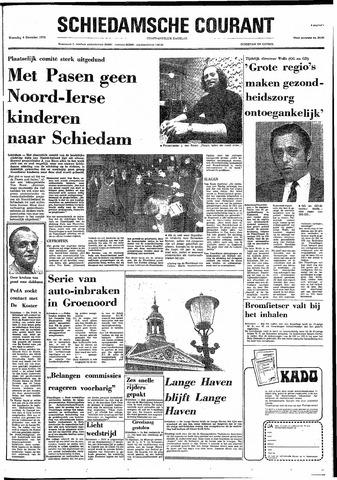 Rotterdamsch Nieuwsblad / Schiedamsche Courant / Rotterdams Dagblad / Waterweg / Algemeen Dagblad 1974-12-04