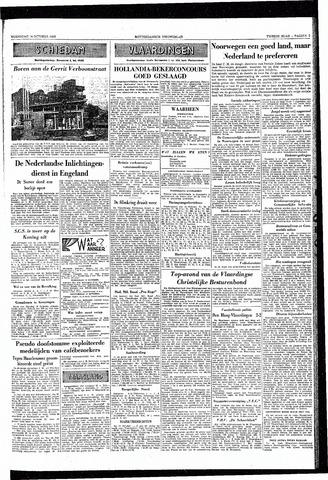 Rotterdamsch Nieuwsblad / Schiedamsche Courant / Rotterdams Dagblad / Waterweg / Algemeen Dagblad 1953-10-14
