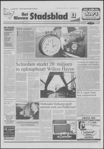Het Nieuwe Stadsblad 2001-03-22