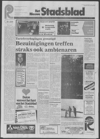 Het Nieuwe Stadsblad 1981-12-22