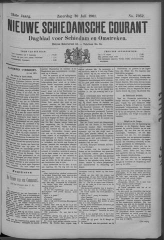 Nieuwe Schiedamsche Courant 1901-07-20