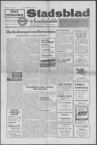 Het Nieuwe Stadsblad 1960-05-13