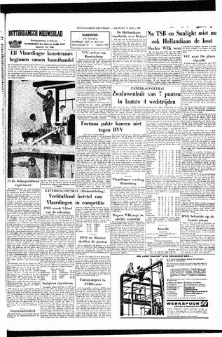 Rotterdamsch Nieuwsblad / Schiedamsche Courant / Rotterdams Dagblad / Waterweg / Algemeen Dagblad 1965-04-12