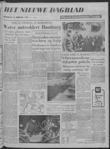 Nieuwe Schiedamsche Courant 1962-02-19