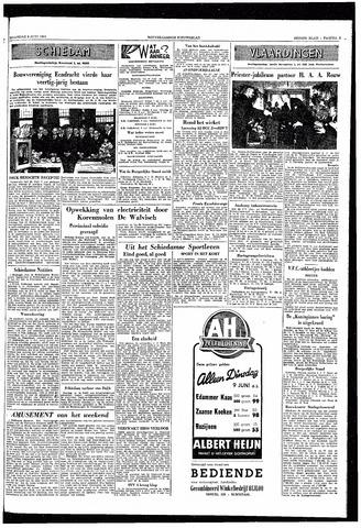 Rotterdamsch Nieuwsblad / Schiedamsche Courant / Rotterdams Dagblad / Waterweg / Algemeen Dagblad 1953-06-08