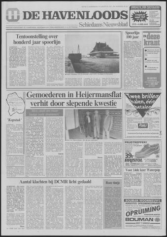 De Havenloods 1991-08-15