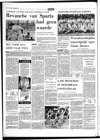 Rotterdamsch Parool / De Schiedammer 1968-08-12