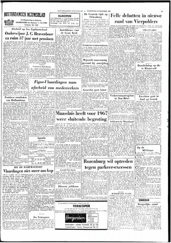 Rotterdamsch Nieuwsblad / Schiedamsche Courant / Rotterdams Dagblad / Waterweg / Algemeen Dagblad 1966-10-12