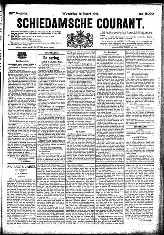 Schiedamsche Courant 1916-03-15