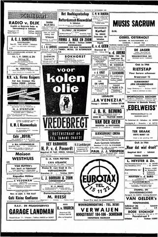 Rotterdamsch Nieuwsblad / Schiedamsche Courant / Rotterdams Dagblad / Waterweg / Algemeen Dagblad 1965-12-31