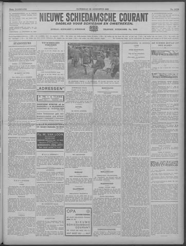 Nieuwe Schiedamsche Courant 1933-08-26