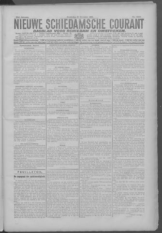 Nieuwe Schiedamsche Courant 1925-11-26
