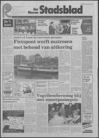 Het Nieuwe Stadsblad 1984-04-04