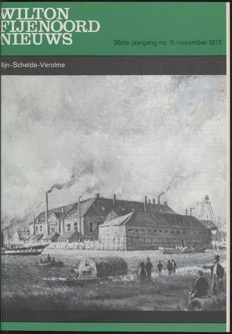 Wilton Fijenoord Nieuws 1973-11-01