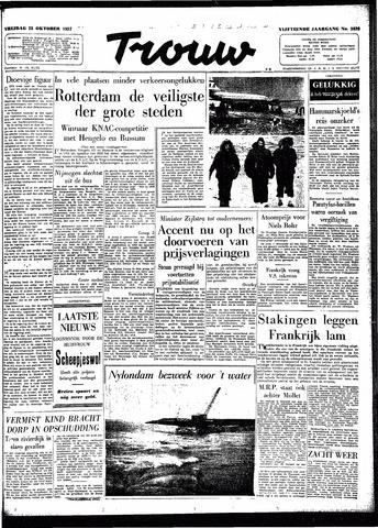 Trouw / De Rotterdammer 1957-10-25