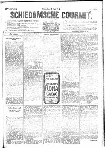 Schiedamsche Courant 1912-06-03