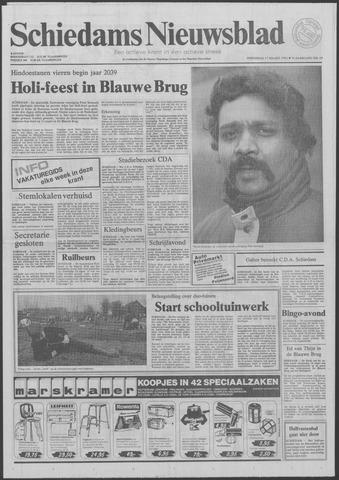 Schiedams Nieuwsblad 1982-03-17