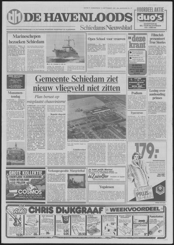 De Havenloods 1987-09-10
