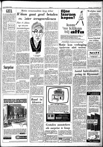 Trouw / De Rotterdammer 1967-11-17